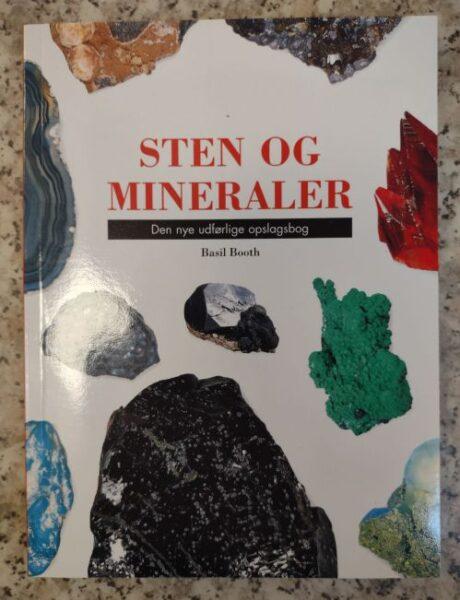 bog om sten og mineraler